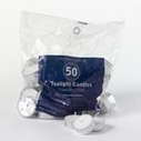Colonial Candle Bag of 50 Tealights