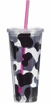 Cow 22 oz. Insulated Tumbler