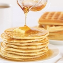 Pancakes, Waffles & Hot Cereals
