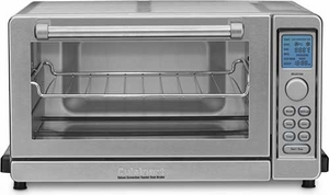 Cuisinart Deluxe Convection Toaster Oven Broiler - Click to enlarge