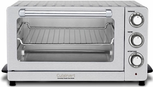 Cuisinart Toaster Oven Broiler with Convection - Click to enlarge
