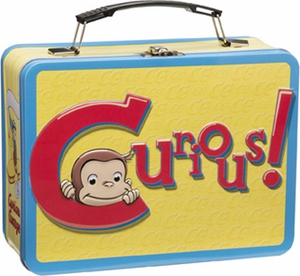 Curious George Lunch Box - Click to enlarge