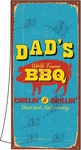 Dad&#39s BBQ Kitchen Towel