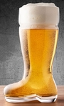 Das Beer Boot Glass