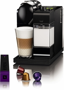DeLonghi Nespresso Lattissima Plus - Click to enlarge