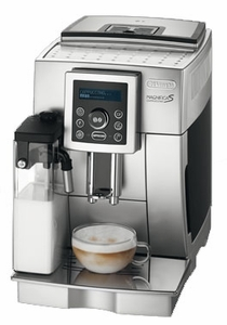 DeLonghi Digital Super-Automatic Coffee Machine - Click to enlarge