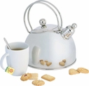Demeyere 2 Quart Whistling Tea Kettle