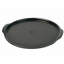 Emile Henry  Flame Top Pizza Stone Charcoal