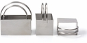 Endurance Set of 4 Rectangular Biscuit Cutters