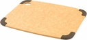 "Epicurean Non-Slip Series 12"" x 9"" Natural Cutting Board"