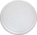 "Fat Daddio's 14"" Perforated Pizza Tray"