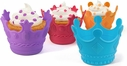 Fred Aristocakes Silicone Crown Cupcake Molds