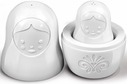 Fred Salt-M Matryoshka Salt & Pepper Shakers