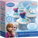 Frozen Chocolate Cupcake Kit