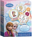 Frozen Snow Globe Paint A Cookie Kit