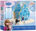 Frozen Winter Cookie Castle Kit