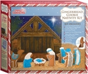 Gingerbread Cookie Nativity Kit