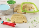 Good Cook Ugly Sweater Cookie Cutter Set