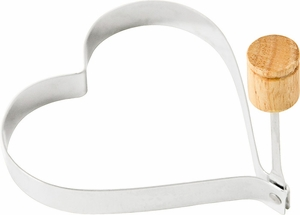 Heart Pancake & Egg Ring - Click to enlarge
