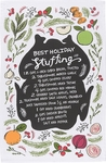 Holiday Stuffing Kitchen Towel