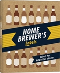Home Brewer's Labels for 40 Bottles of Beer