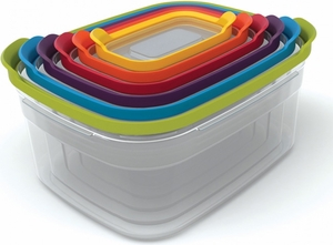 Joseph Joseph 12 Piece Nest Storage Container Set - Click to enlarge
