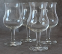 Kiss That Frog Set of 4 Belgian Beer Tasting Glasses