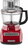 KitchenAid 13 Cup Food Processor Red