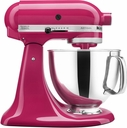 KitchenAid 5 Quart Artisan Stand Mixer Cranberry Pink