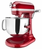 kitchenaid pro line 7 quart bowl lift stand mixer candy apple red