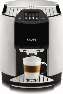 Krups Barista One Touch Automatic Cappuccino & Espresso Machine - Click to enlarge