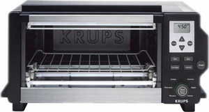 Krups Digital Convection Toaster Oven - Click to enlarge