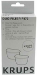 Krups Set of 2 Duofilters
