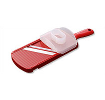 Kyocera Red Wide Julienne Slicer - Click to enlarge
