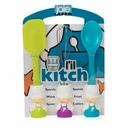 L'il Kitch 3 Piece Baking Set Assorted