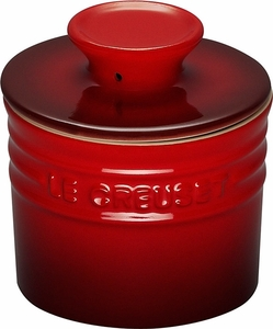 Le Creuset 6 oz Butter Crock - Click to enlarge