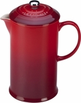 Le Creuset French Press Cherry