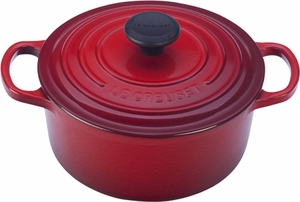 Le Creuset Signature 2 Quart Round Dutch Oven - Click to enlarge
