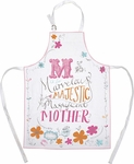 M is for Mother Apron