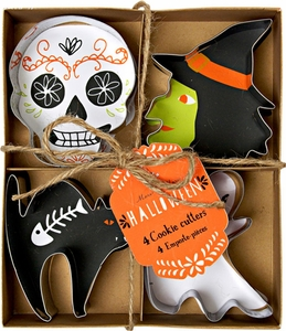 Meri Meri Happy Halloween Cookie Cutters - Click to enlarge