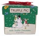 Milk Chocolate Truffle Pigs