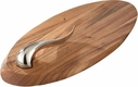 Nambe Swoop Cheese Board