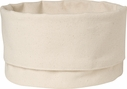 Now Designs Round Bread Basket Cotton