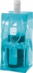Oenophilia Wine Ice Bag Blue Lagoon