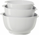 Oggi 3 Piece Melamine Bowl Set