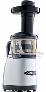 Omega Vert 370 HD Juicer Silver - Click to enlarge