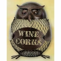 Owl Cork Collector