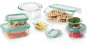 OXO 16 Piece Snap Glass Container Set