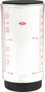Oxo 2 Cup Adjustable Measuring Cup - Click to enlarge