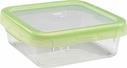 Oxo Green Lock Top Container 30.4 oz Square